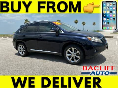 2010 Lexus RX 350 for sale at Bacliff Auto in Bacliff TX