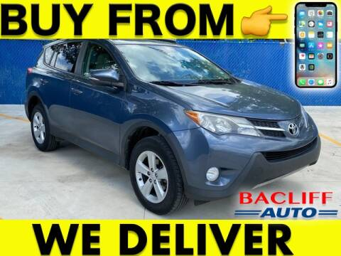 2013 Toyota RAV4 for sale at Bacliff Auto in Bacliff TX