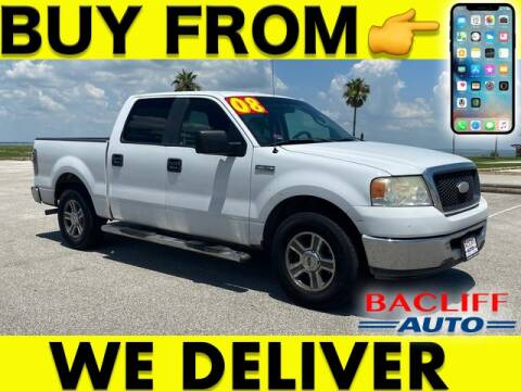2008 Ford F-150 for sale at Bacliff Auto in Bacliff TX