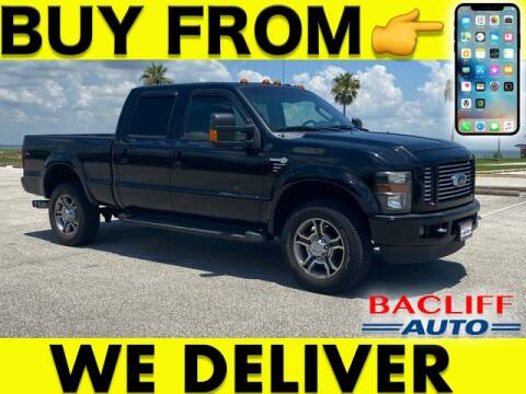 2010 Ford F-350 Super Duty for sale at Bacliff Auto in Bacliff TX