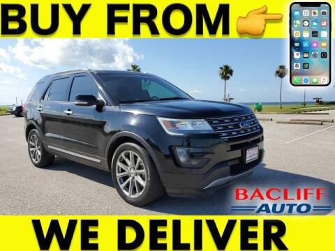 2016 Ford Explorer for sale at Bacliff Auto in Bacliff TX