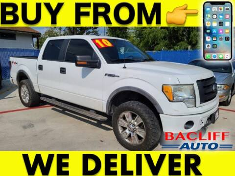 2010 Ford F-150 for sale at Bacliff Auto in Bacliff TX
