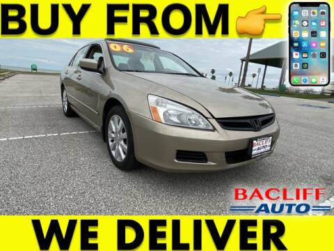 2006 Honda Accord for sale at Bacliff Auto in Bacliff TX