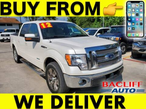 2012 Ford F-150 for sale at Bacliff Auto in Bacliff TX