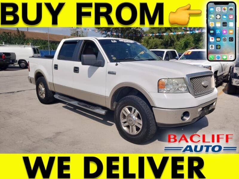 2007 Ford F-150 for sale at Bacliff Auto in Bacliff TX