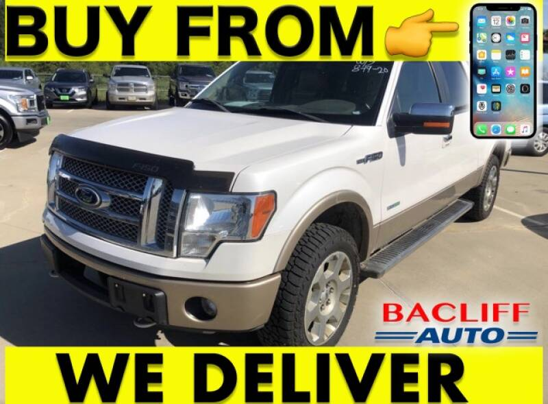 2011 Ford F-150 for sale at Bacliff Auto in Bacliff TX