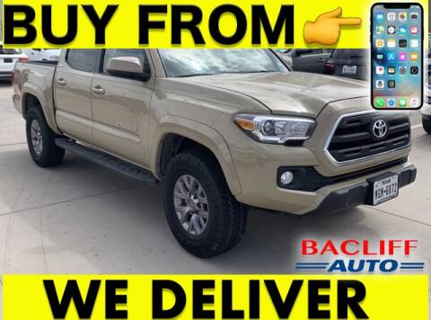 2017 Toyota Tacoma for sale at Bacliff Auto in Bacliff TX