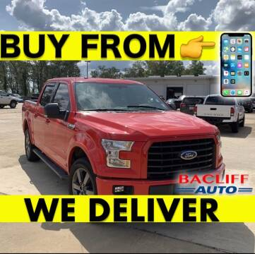 2016 Ford F-150 for sale at Bacliff Auto in Bacliff TX