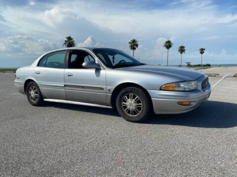 2002 Buick LeSabre for sale at Bacliff Auto in Bacliff TX