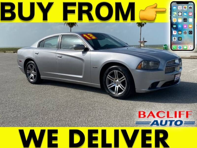 2013 Dodge Charger for sale at Bacliff Auto in Bacliff TX