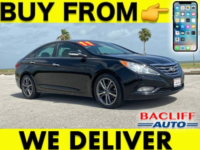 2011 Hyundai Sonata for sale at Bacliff Auto in Bacliff TX