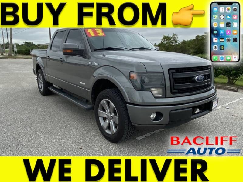 2013 Ford F-150 for sale at Bacliff Auto in Bacliff TX