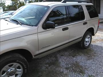 2005 Ford Explorer for sale in Montgomery, AL