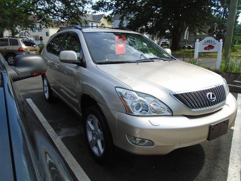 2006 Lexus RX 330 for sale at Greg's Auto Sales in Dunellen NJ