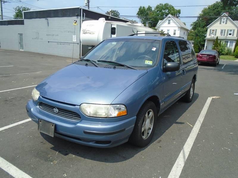 2000 Nissan Quest for sale at Greg's Auto Sales in Dunellen NJ