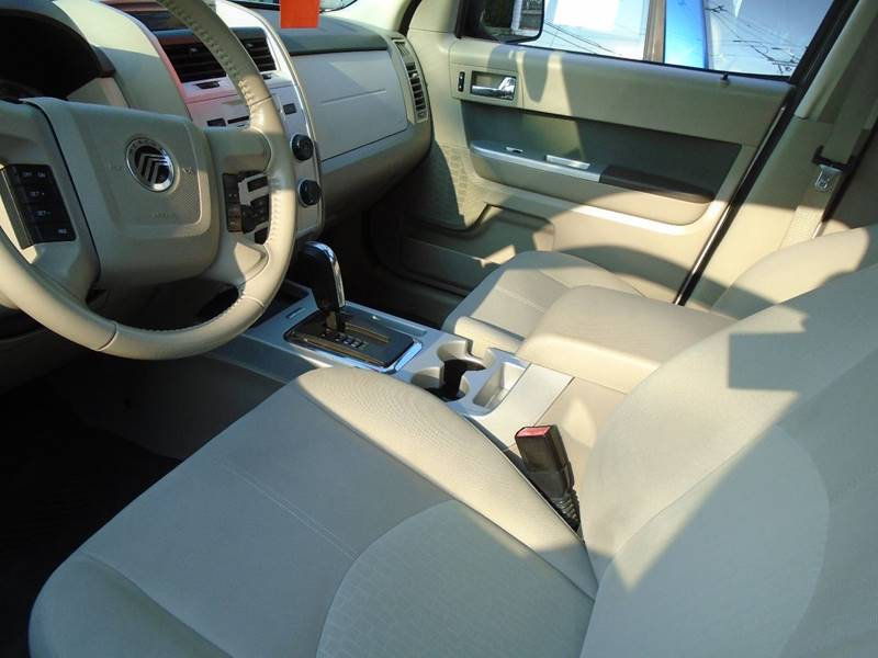 2009 Mercury Mariner for sale at Greg's Auto Sales in Dunellen NJ