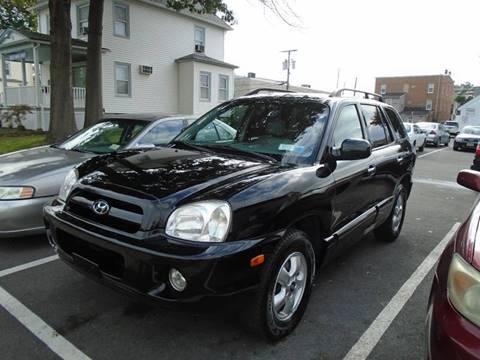 2006 Hyundai Santa Fe for sale at Greg's Auto Sales in Dunellen NJ