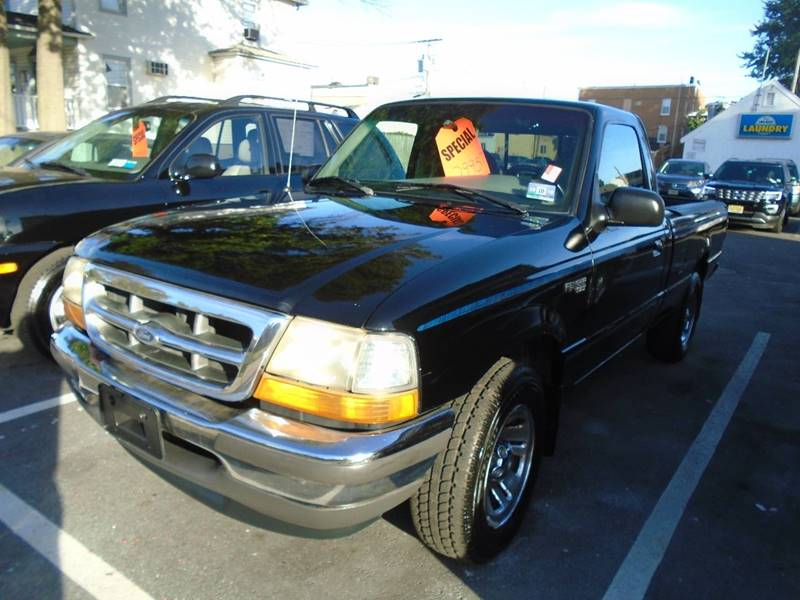 1998 Ford Ranger for sale at Greg's Auto Sales in Dunellen NJ