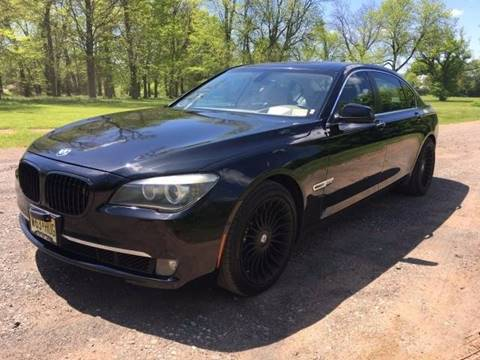 2010 BMW 7 Series for sale at Greg's Auto Sales in Dunellen NJ