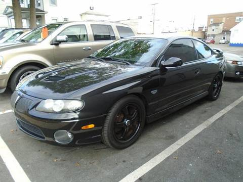 2006 Pontiac GTO for sale in Dunellen, NJ