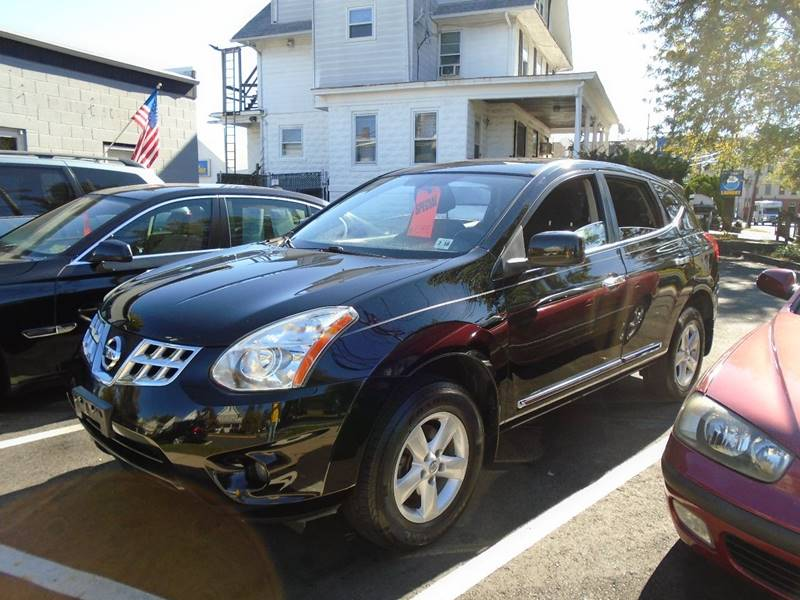2013 Nissan Rogue for sale at Greg's Auto Sales in Dunellen NJ