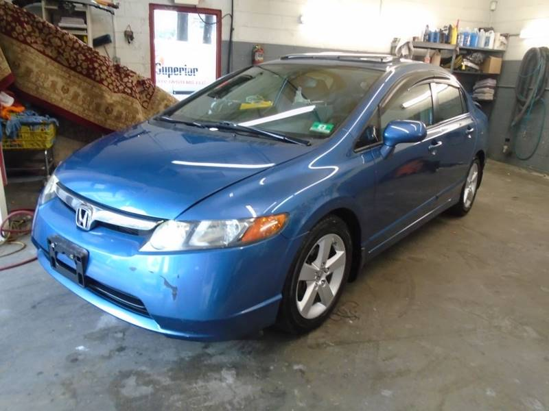 2008 Honda Civic For Sale At Gregu0027s Auto Sales In Dunellen NJ