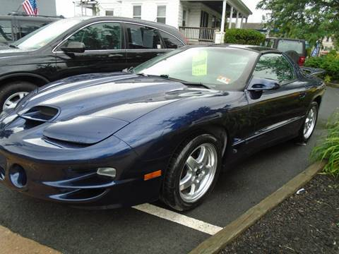 2002 Pontiac Firebird for sale in Dunellen, NJ