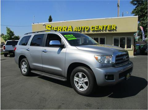 2008 Toyota Sequoia for sale in Fresno, CA