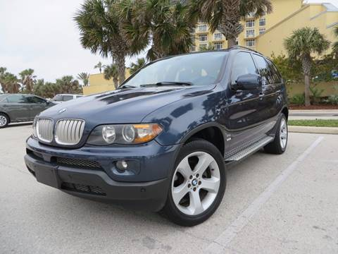 2006 BMW X5 for sale in Holly Hill, FL