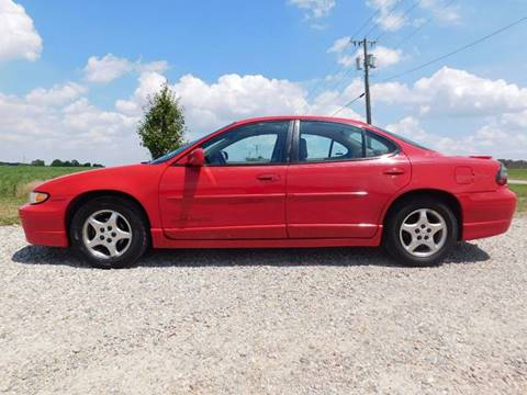 1998 Pontiac Grand Prix for sale in Chesterfield, IN