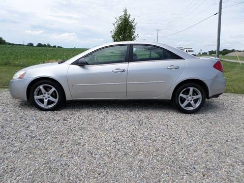 2007 Pontiac G6 for sale in Chesterfield, IN
