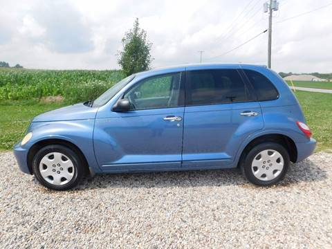 2006 Chrysler PT Cruiser for sale at All American Auto Brokers in Anderson IN