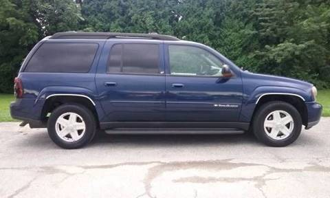 2003 Chevrolet TrailBlazer for sale in Chesterfield, IN