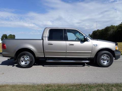 2001 Ford F-150 for sale in Daleville, IN