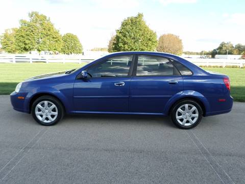 2005 Suzuki Forenza for sale in Chesterfield, IN