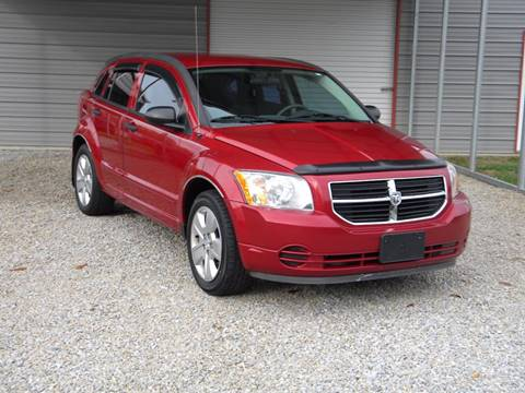 2007 Dodge Caliber for sale at All American Auto Brokers in Anderson IN