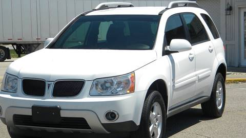 2006 Pontiac Torrent for sale at All American Auto Brokers - Daleville in Anderson IN