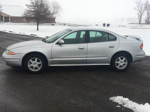 2002 Oldsmobile Alero for sale in Chesterfield, IN