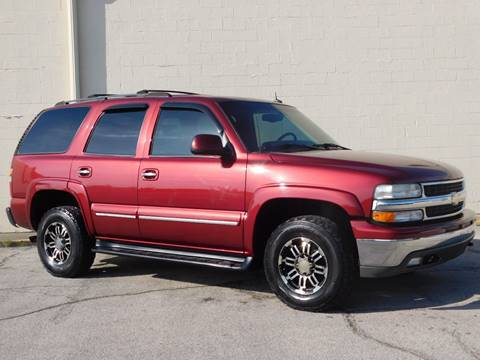 Used 2002 Chevrolet Tahoe For Sale Carsforsale Com