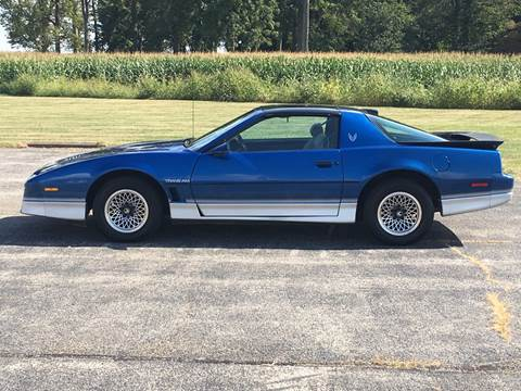 1986 Pontiac Firebird for sale in Anderson, IN