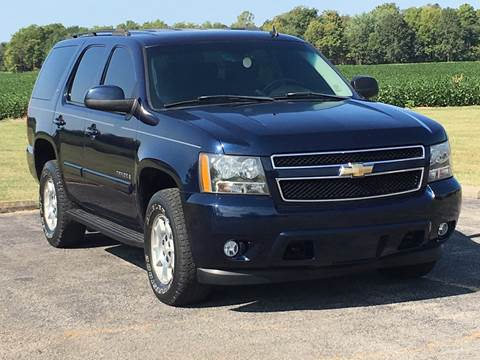 2007 Chevrolet Tahoe for sale in Anderson, IN