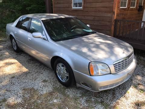 2005 Cadillac DeVille for sale in Savannah, TN