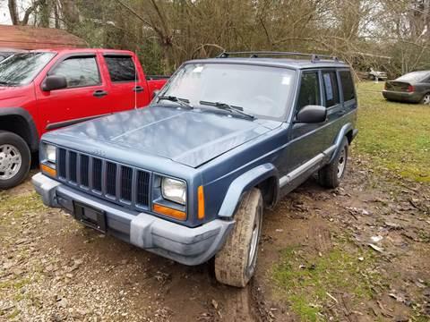 1999 Jeep Cherokee for sale in Savannah, TN