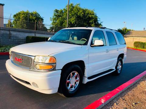 2003 GMC Yukon for sale in Sacramento, CA