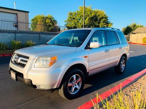 2006 Honda Pilot for sale in Sacramento, CA