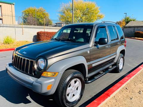 2005 Jeep Liberty for sale in Sacramento, CA