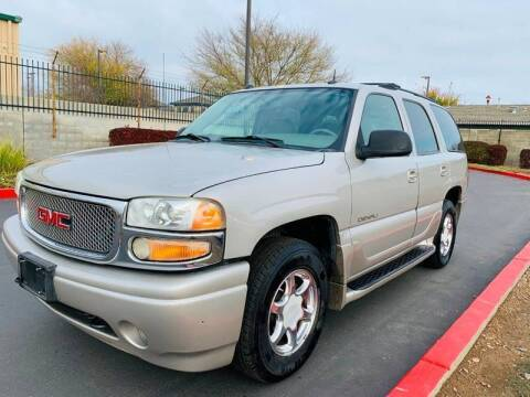 2005 GMC Yukon Denali for sale at United Star Motors in Sacramento CA