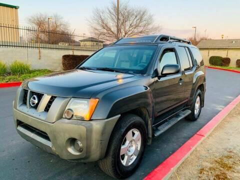 2008 Nissan Xterra SE for sale at United Star Motors in Sacramento CA