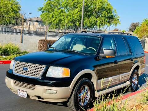 2005 Ford Expedition Eddie Bauer for sale at United Star Motors in Sacramento CA