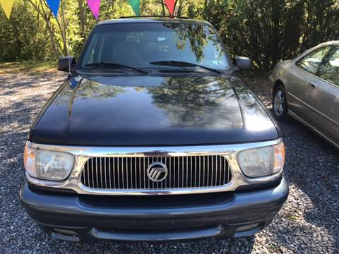 2000 Mercury Mountaineer for sale in Lehighton, PA